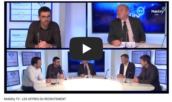 VO Infos invité sur le plateau de Mobility TV